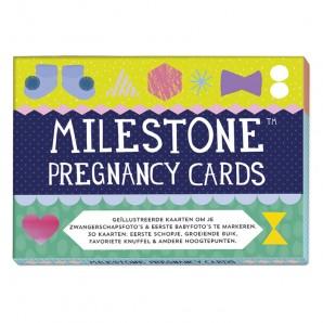 Milestone Pregnancy Cards - NL versie