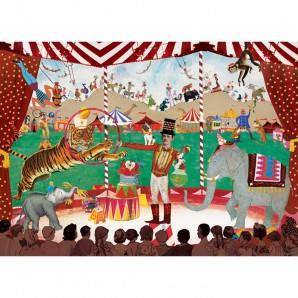Grootzus - Postkaart Circus