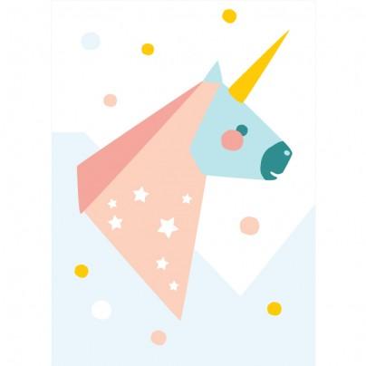 Eenhoorn poster