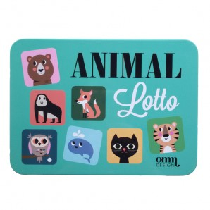 Ingela P Arrhenius - spel Animal Lotto