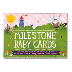 Milestone Baby Cards - NL versie