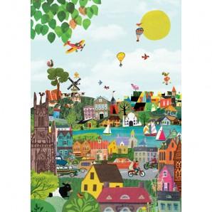 Grootzus - Postkaart Landje