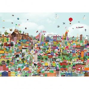Grootzus - Postkaart Stad