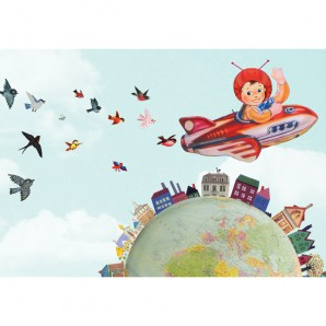 Grootzus - Postkaart Wereld