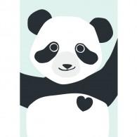 Hikje - Kaart Panda
