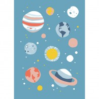 Hikje - Kaart Planeten