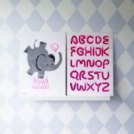 kinderkamer poster
