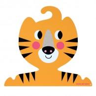 kledinghanger tijger